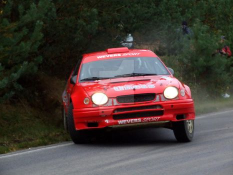 Keskinen - Lausitz Rally 2007 by only-for-the-weak