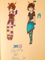 FAN TROLL ADOPTS by El3ctro-Mess