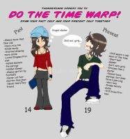 :Do the time Warp: meme by MiStraLL