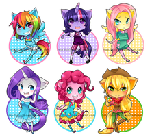 MLP collection by Shioiri