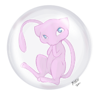 Mew by Zephyrenth