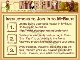 my brute quick join in by Scaloperion