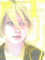 Me as Len Kagamine by WhatTheFoxBecca
