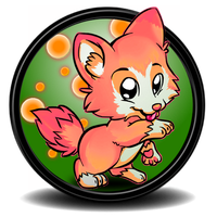 Cute-Fox by edook