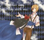 This way, Stay with me by oheka