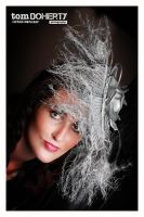 Silver head dress by PicTd