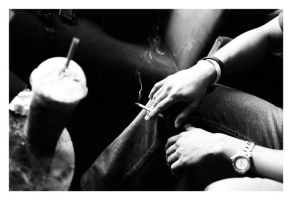 drink n smoke by bule