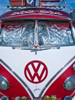 VW Volkswagen Split Screen bus by adamduckworth