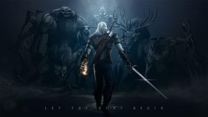 The Witcher 3 by Afromane