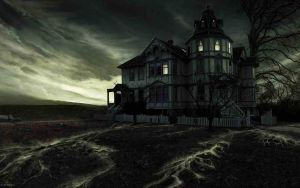 Original 'Haunted House' by MrDooby