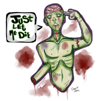 Just Let Me Die by Consumed-By-Insanity