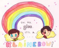 Klainebow by kawaiisweetie-chan