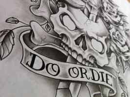 do or die perspective by nsanenl
