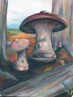 There's a Foongus Amoongus by Dor-Belle