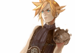 FFVII: Cloud by saltycatfish