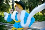 I'm going to find the All Blue - Sanji (One Piece) by Carlos-Sakata