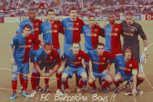FC Barcelona blend 7 by sexylove555