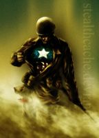 steve rogers by stealthcache
