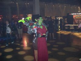 Magthera at Blizzcon by DEATHlikescats