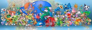 Welcome to the Hoenn Region! by Siplick