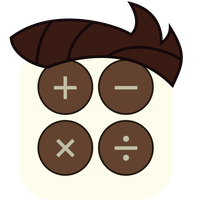 MLP:FiM Mane Theme Gizmo Calculator Icon by craftybrony