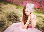 Pink Flower by Snowfall-lullaby