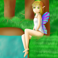 Fairy by Piehamster