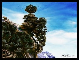 TreeWorld by HidaKuma