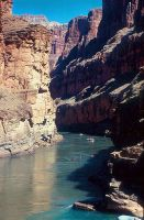 Rafting in the  Grand Canyon.. by marcobusoni