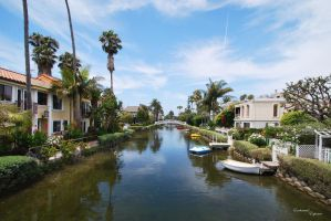 The Venice Canal by Jenngee