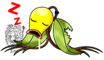 Pax, my Bellsprout by DrChillRoach