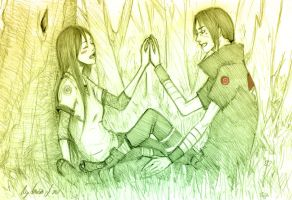 Your smiles by Sanzo-Sinclaire