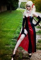 Harley Quinn Glamor Gown by PurelightCos