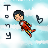 Airbourn Tony by DuskofGold5
