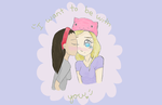 Brittana by isaboo-nicky99