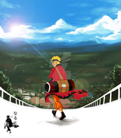 new hokage by The-dolphins-cry