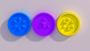Ocarina of Time Medallions by Exherion