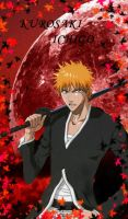 BLEACH  ICHIGO by MARCELAJIRASKOVA1997