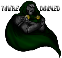 You're Doomed by Mispeled