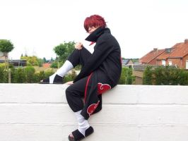 Sasori Cosplay :: So ? by SatuChan