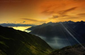 a new day by photo-earth