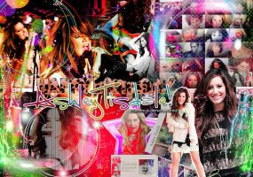 HBD ASHLEY TISDALE by MyDesireForAT
