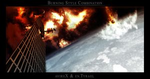 Burning Style Combination by avireX