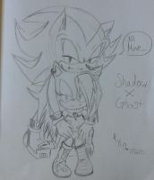 .:RQ:. ShadowXGhost by alishadowriter