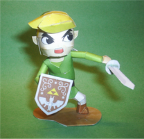 Toon Link by sgonzales22