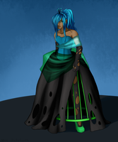 human!Chrysalis by stephie-anna