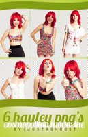 6 New Hayley's Png by justaghoost