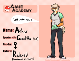 Asher Ref by purrcatory