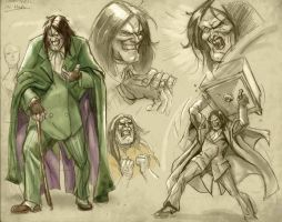 Mr Hyde re-visioned. by Likodemus