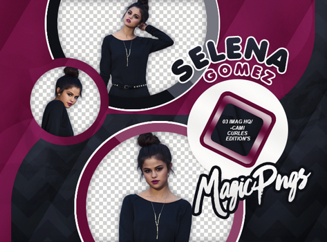 PACK PNG 734| SELENA GOMEZ by MAGIC-PNGS
